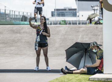 Mariana Pajón clasificó a la semifinal del BMX en los Juegos Olímpicos