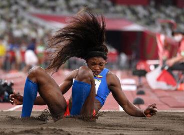 Caterine Ibargüen clasificó a la final del Salto Triple en Tokio