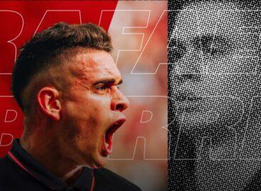 Rafael Santos Borré es nuevo jugador del Eintracht Frankfurt de Alemania