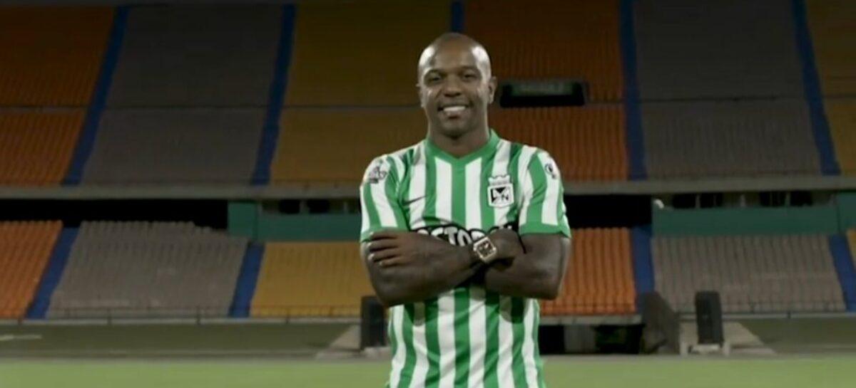 ¡El regreso de 'Memín'! Atlético Nacional anunció a Dorlan Pabón como su nuevo refuerzo