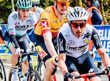 Sergio Luis Henao fue el mejor colombiano en la etapa 12 del Tour de Francia