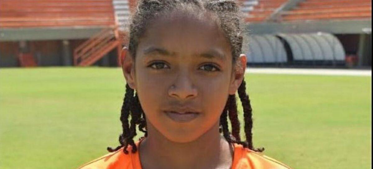 Matías Chaverra, el joven futbolista de Rionegro que ya entrena con Envigado F.C.