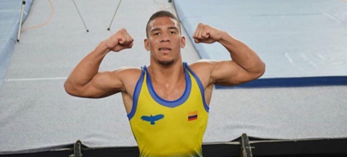 Carlos Izquierdo está listo para los Juegos Olímpicos: aquí su historia