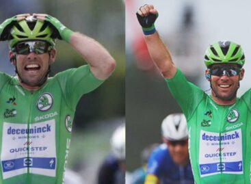 ¡Histórico! Mark Cavendish llegó a 34 victorias en el Tour de Francia e igualó el récord de Eddy Merckx