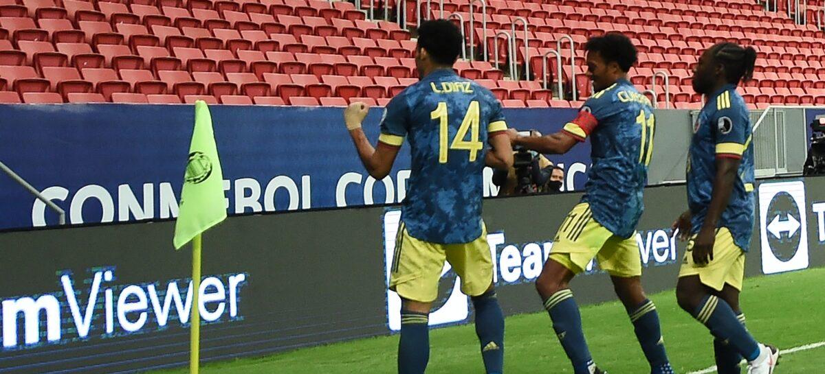 ¡Colombia, tercero en la Copa América!