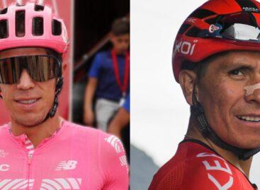 Rigoberto Urán recuperó el segundo lugar en la general del Tour de Francia
