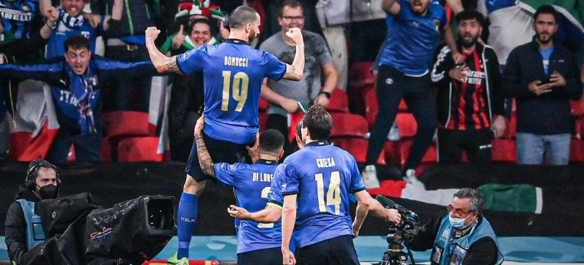Después de 53 años, Italia vuelve a ser campeón de la Eurocopa