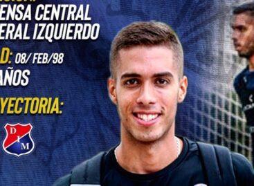Jaime Giraldo fue cedido a préstamo por el DIM al Deportivo Pasto