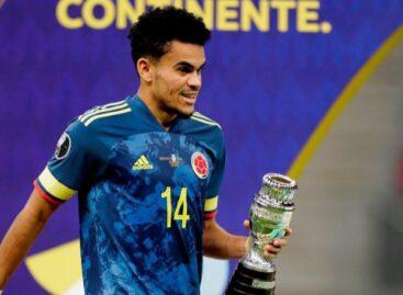 ¡El jugador del momento! Luis Díaz fue ovacionado en un restaurante de Barranquilla