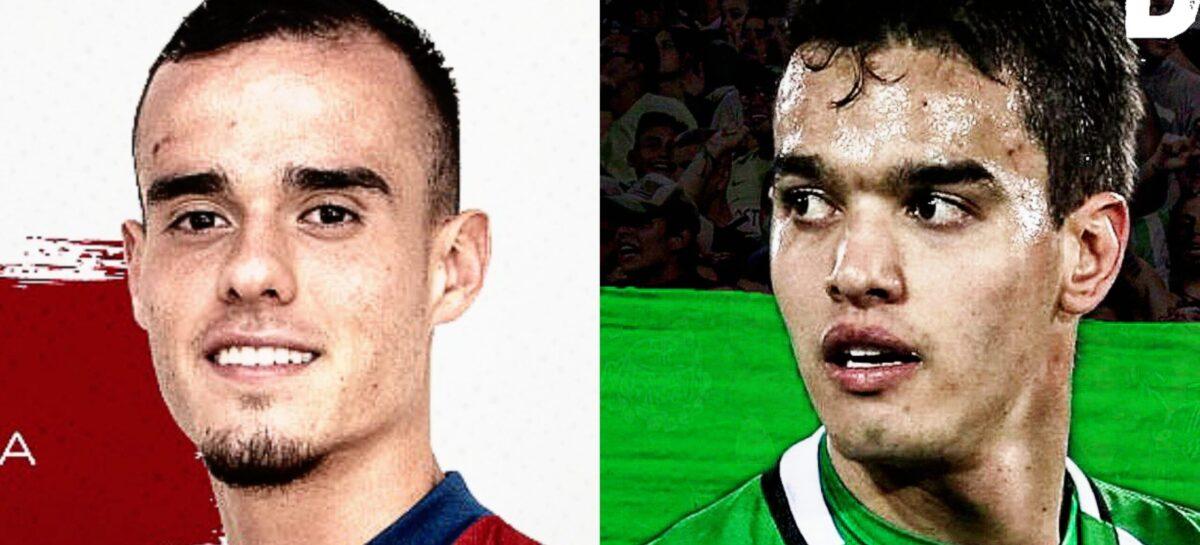 Juan José y Felipe, dos hermanos que serán rivales en la Liga Betplay