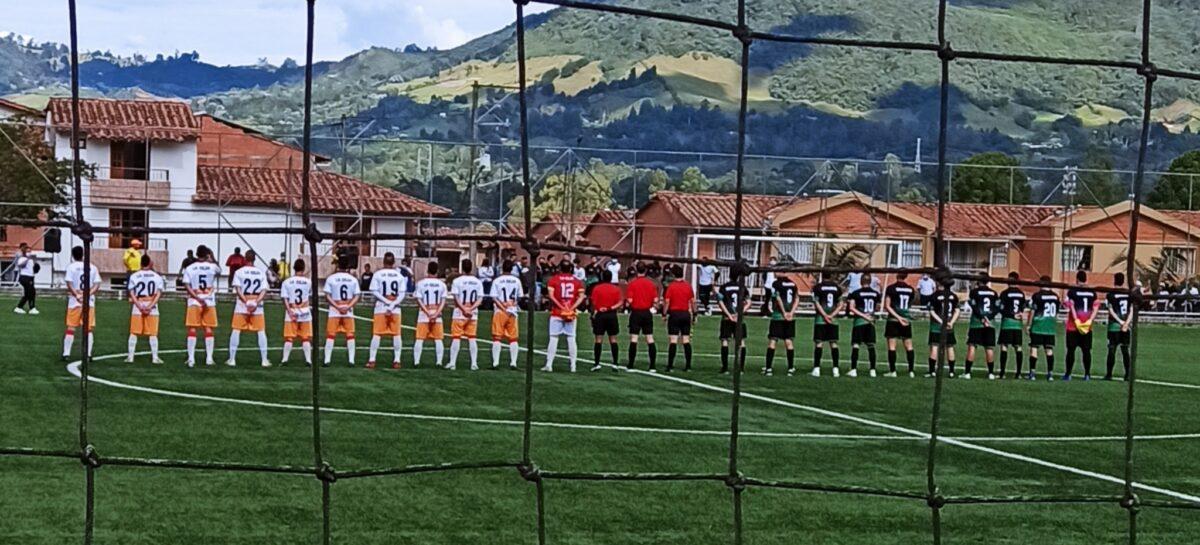 La Ceja derrotó a Guarne y está a un paso de la final del Torneo Intermunicipal de Fútbol