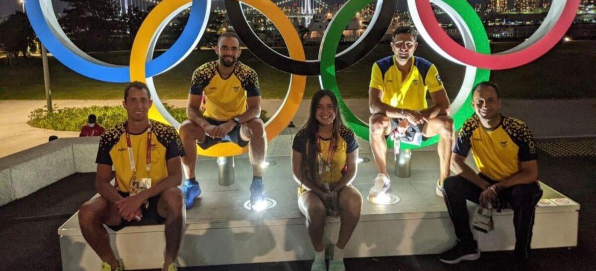 ¡Tenistas colombianos van por medallas a Tokio!