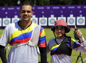 Daniel Pineda y Valentina Acosta, los primeros colombianos en competir en los JJOO