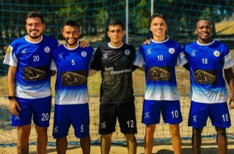 Seis integrantes de la Selección Colombia de Fútbol Playa fueron fichados por un club de Portugal