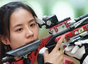 La china Yang Qian hace historia al ganar la primera medalla de oro de Tokio 2020