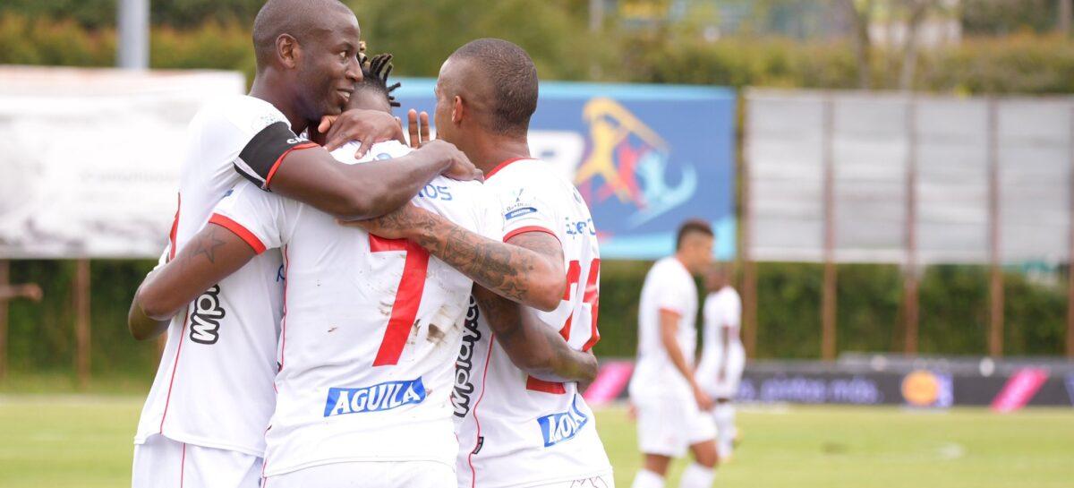 América derrotó a Águilas Doradas en el Alberto Grisales de Rionegro