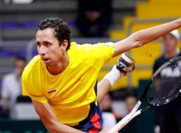 El tenista colombiano Daniel Galán avanzó a la segunda ronda de los Juegos Olímpicos
