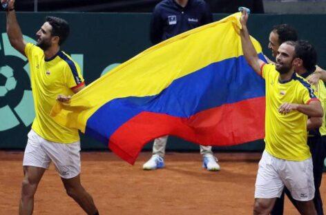 Juan Sebastián Cabal y Robert Farah clasificaron a la segunda ronda de los JJOO
