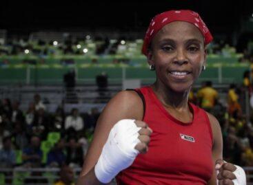 Ingrit Valencia clasificó a los cuartos de final en el boxeo olímpico