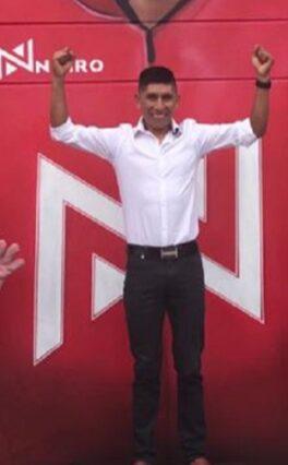 Nairo le cumplió el sueño a su papá: inauguró su primer tienda