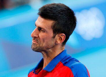 Novak Djokovic perdió el bronce en sencillos y se negó a jugar el dobles mixto