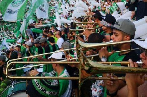 6.000 hinchas podrán ingresar al Atanasio para el partido entre Nacional y Tolima