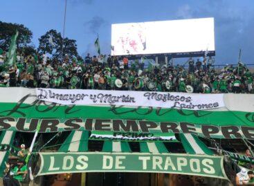 Atlético Nacional, sancionado con tres fechas sin ingreso de hinchas al Atanasio Girardot