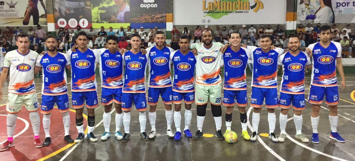 Bello se consagró campeón departamental del Torneo Intermunicipal de Futsal