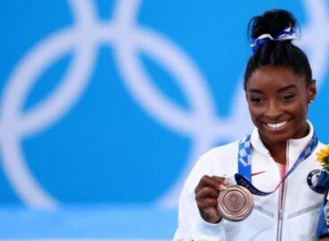 Simone Biles volvió a competir y se despide de Tokio con una medalla