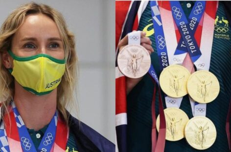 Emma McKeon, la deportista más ganadora de Tokio 2020 con siete medallas