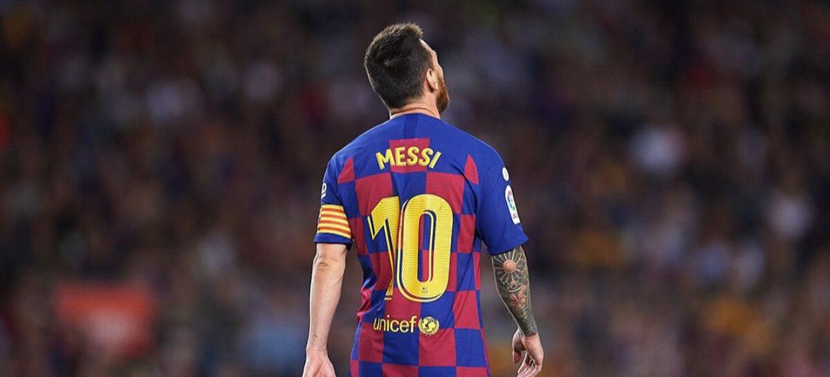 ¡Oficial! Barcelona anunció que Lionel Messi no seguirá ligado al club