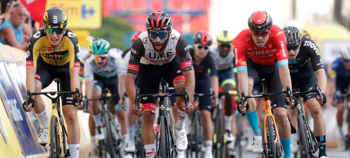 ¡Fin a la mala racha! Fernando Gaviria ganó la tercera etapa del Tour de Polonia