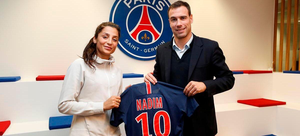 Nadia Nadim, la futbolista de Afganistán que huyó de los talibanes para brillar en Europa