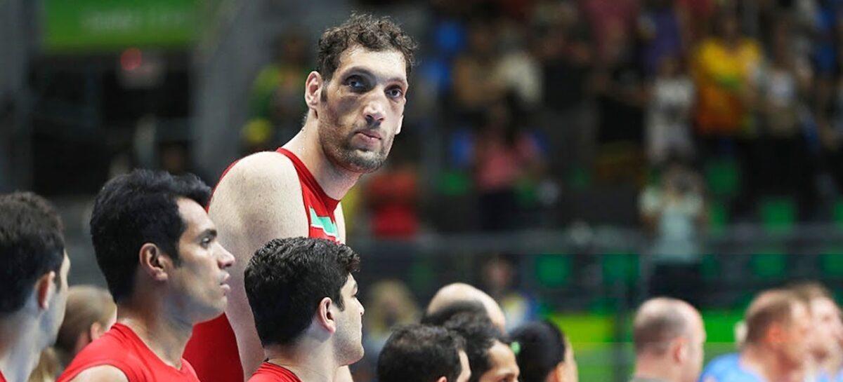 Morteza Mehrzad, el gigante iraní que estará en los Juegos Paralímpicos de Tokio 2020