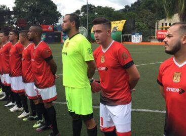 Rionegro clasificó a la semifinal del Torneo Intermunicipal de Fútbol