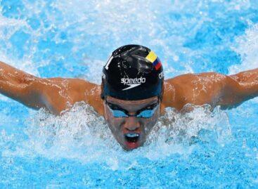 ¡Plata! Segunda medalla para el colombiano Nelson Crispín en los Juegos Paralímpicos