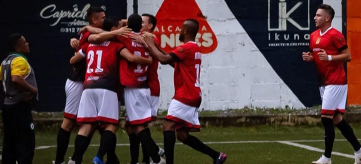 Rionegro clasificó a la final del Torneo Intermunicipal de Fútbol