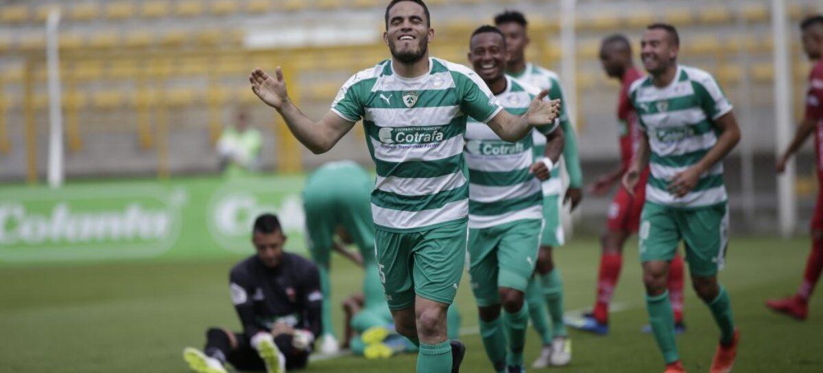Jhon Edison García, el futbolista del Oriente Antioqueño convocado a la Selección Colombia