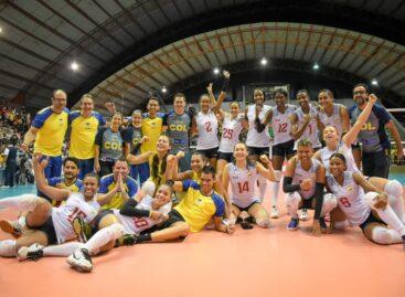 ¡Histórico! La Selección Colombia Femenina de Voleibol clasificó al Mundial de 2022