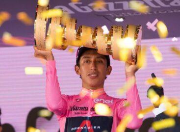 Egan Bernal es el mejor ciclista latinoamericano, según el ránking de la UCI