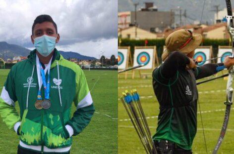 Juan José Molina se consagró campeón nacional de Tiro con Arco