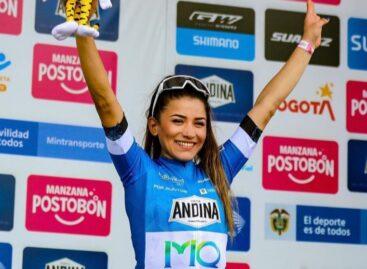 La venezolana Lilibeth Chacón fue la más rápida en la CRI de la Vuelta a Colombia Femenina