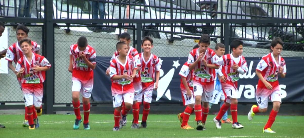 En Rionegro se jugará el Zonal Oriente del Baby Fútbol