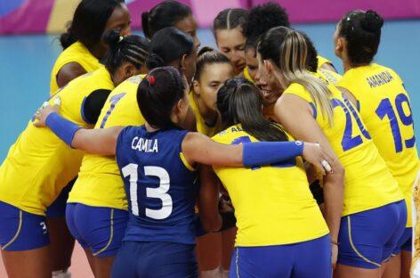 Colombia venció a Chile en el inicio del Suramericano Femenino de Voleibol