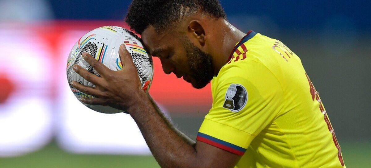 ¡Baja sensible! Miguel Ángel Borja no podrá estar con la Selección Colombia