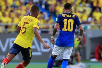 Definidos los horarios de los partidos de la Selección Colombia en noviembre