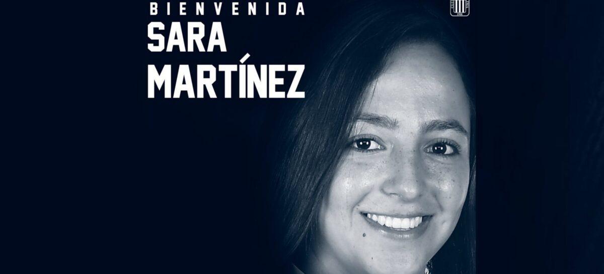 Sara Sofía Martínez jugará la Copa Libertadores Femenina con Alianza Lima de Perú