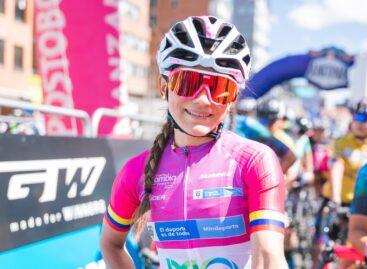 Lilibeth Chacón es la campeona de la Vuelta a Colombia Femenina