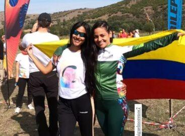Dos colombianos ganaron medallas en el Mundial de Parapente de Precisión