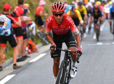 Top 10 para Nairo Quintana en la Milano-Torino